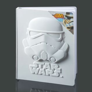 Star Wars A5 3D Notebook Product Image
