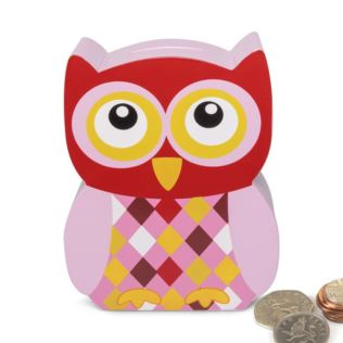 Owl Money Box Product Image