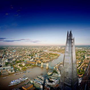 The View from The Shard for Two Product Image