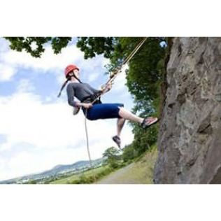 Climbing and Abseiling Package in Gwynedd Product Image