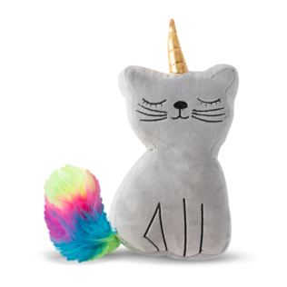 FRINGE Caticorn Squeaky Dog Toy Product Image