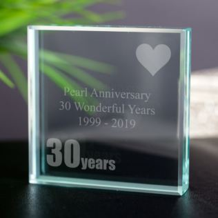 Pearl 30th Wedding Anniversary Gifts The Gift Experience