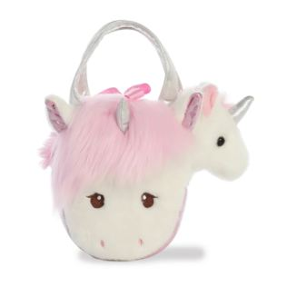 Fancy Pal Tulip Unicorn Pink Soft Toy Product Image