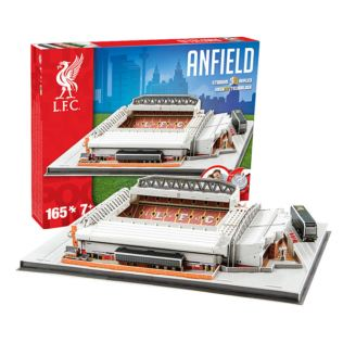 Liverpool Anfield Stadium 3D Puzzle Product Image
