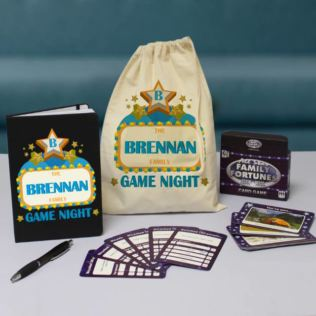 Personalised Family Fortunes Gift Set Product Image