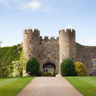 Afternoon Tea for Two at Amberley Castle Product Image
