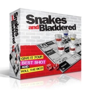 Snakes and Bladdered Drinking Game Product Image