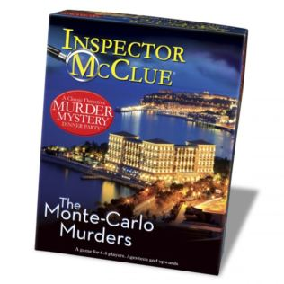 Murder Mystery The Monte-Carlo Murders Product Image
