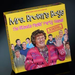 Mrs Brown (Feck) Board Game Product Image