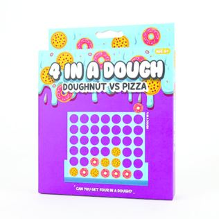 Fat Free Games - Four in a Dough Product Image