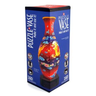Dragon 3D Puzzle Vase Product Image