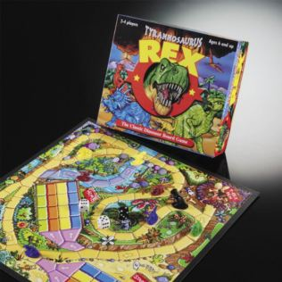 Tyrannosaurus Rex Board Game Product Image