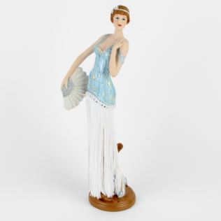 Gatsby Girls Figurine Standing - Lillian Product Image