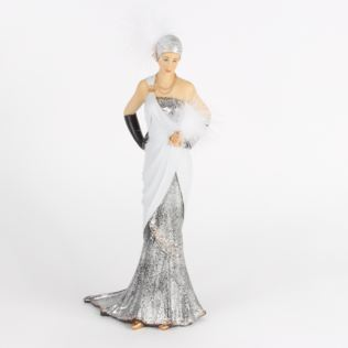 Charleston Resin Lady Figurine 'Margaret' Product Image