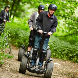 2 for 1 60 Minute Segway Experience - Week Round Product Image