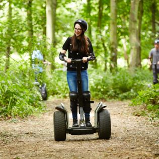 2 for 1 60 Minute Segway Experience Product Image