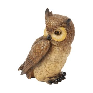 Naturecraft Collection Resin Figurine - Owl Product Image