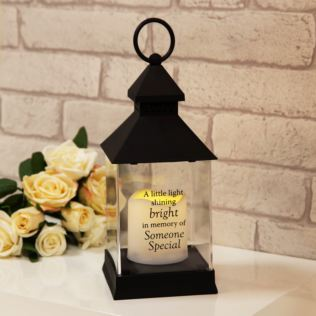 Graveside Memorial Lantern For Someone Special Product Image