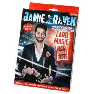 Jamie Raven Card Magic Product Image