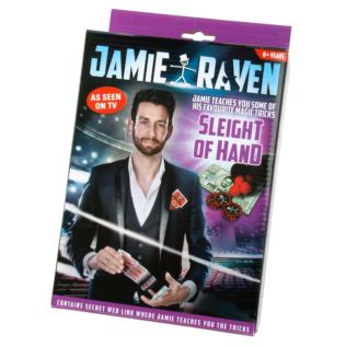 Jamie Raven Sleight Of Hand Magic Set Product Image