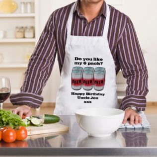 Do You Like My 6 Pack Apron Product Image