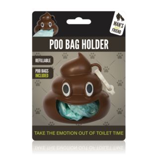Dog Poo Bag Holder Product Image