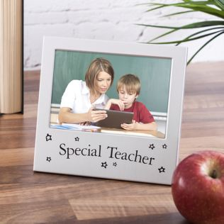 Special Teacher Photo Frame Product Image