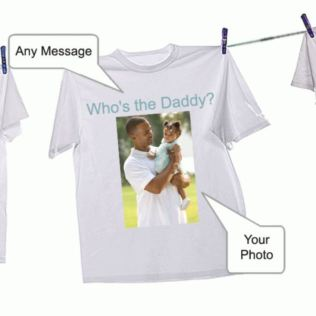 Personalised T-Shirt Product Image