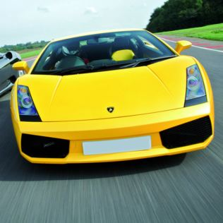 Lamborghini Driving Thrill with Passenger Ride Product Image