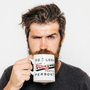 Do I Look Like A F*****g People Person Mug Product Image