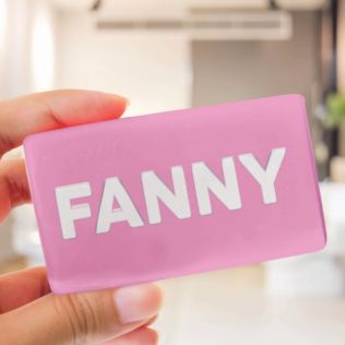 Fanny Face Soap Bar Product Image