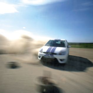 Extreme Rally and Supercar Driving Experience Product Image