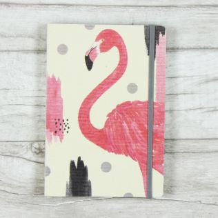 Studio Oh! Deconstructed B6 Journal - Pink Flamingo Product Image