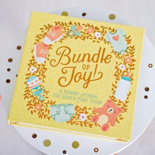 Studio Oh! Square Journal - Bundle of Joy Product Image
