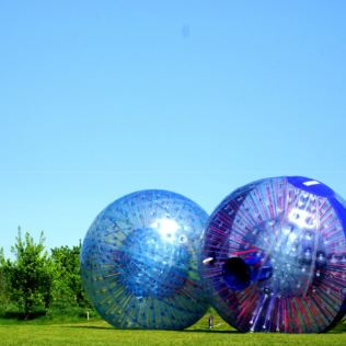 Aqua Zorbing for One  Product Image