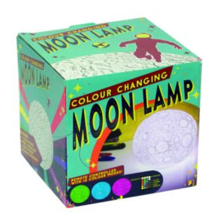 Colour Changing Moon Lamp Product Image