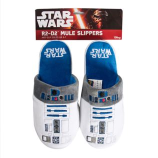 R2-D2 Star Wars Slippers Product Image