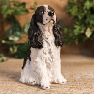 Best of Breed - Springer Spaniel Figurine Product Image
