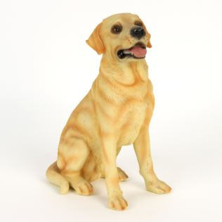 Best of Breed Collection - Golden Labrador Figurine Product Image