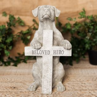 Best of Breed Collection - Memorial Dog Figurine Product Image