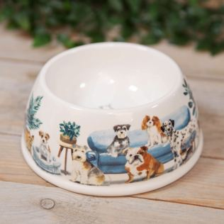 Best of Breed Ceramic Pet Bowl - Dog Product Image