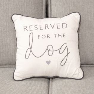 Best of Breed Cushion - Reserved For The Dog Product Image