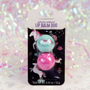 Unicorn Pod Lip Balm Duo Product Image