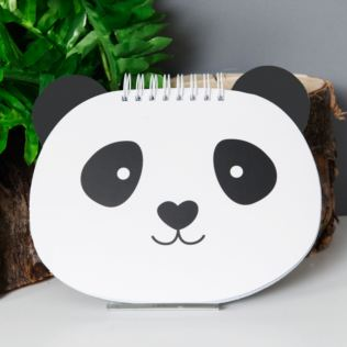 Animal Friends Notebook - Panda Product Image