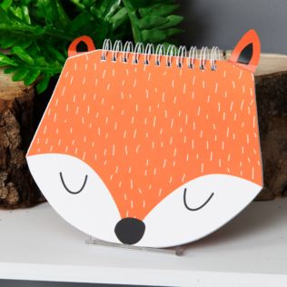 Animal Friends Notebook - Hello Foxy Product Image
