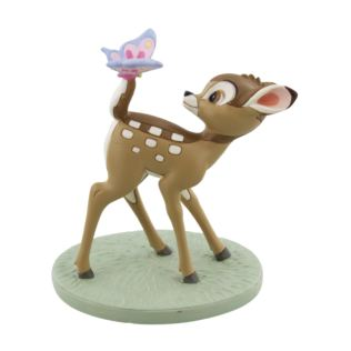 Disney Magical Moments Figurine - Bambi & Butterfly Product Image