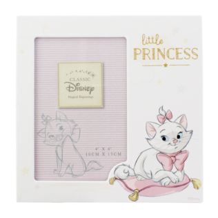 "4"" x 6"" - Disney Magical Beginnings Photo Frame - Marie Product Image"