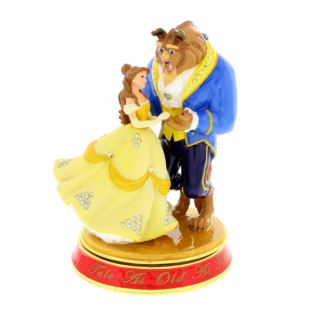 Disney Classic Trinket Box - Beauty & The Beast Product Image