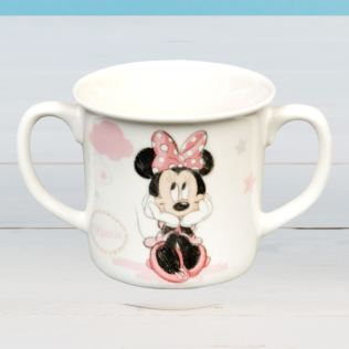 Disney Magical Beginnings Minnie Mug - Baby Girl Product Image