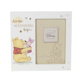 "4"" x 6"" - Disney Magical Beginnings Frame - Pooh Adventure Product Image"